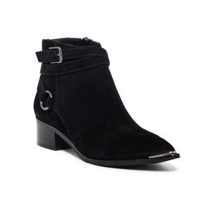 Marc Fisher LTD Yatina Suede Bootie